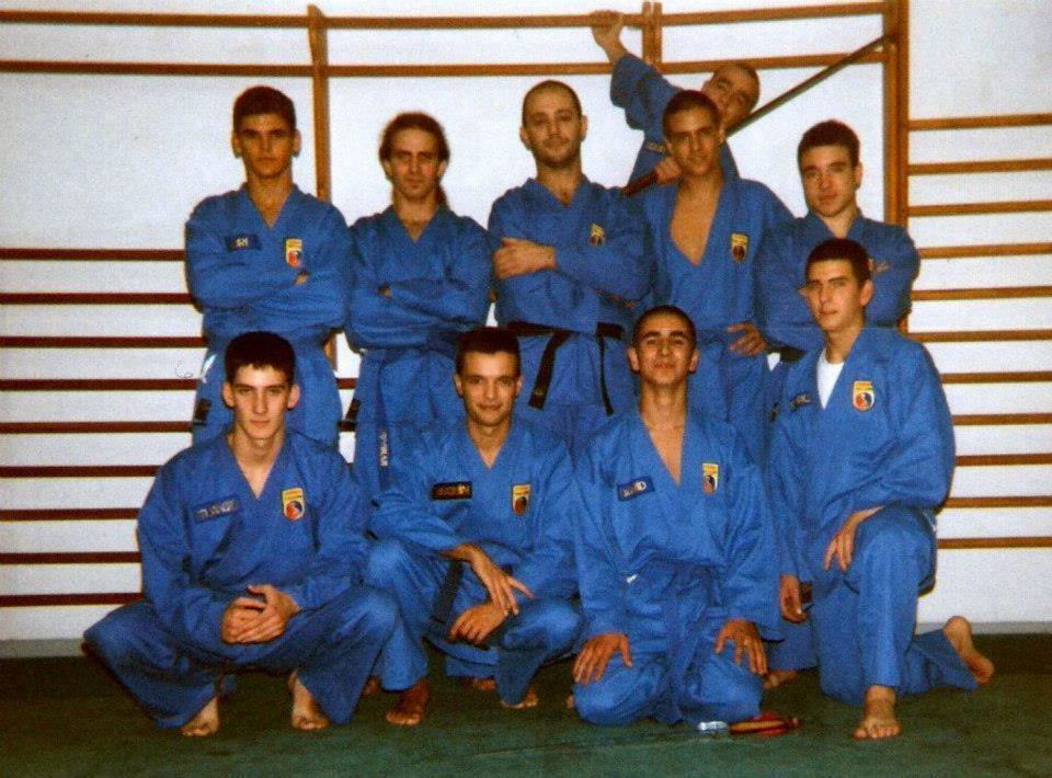 Vovinam Catalunya 1998